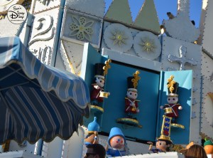 SamsDisneyDiary 87: Small World Holiday
