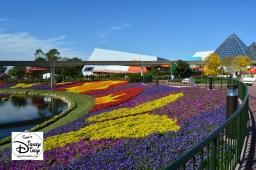 The 2017 Epcot International Flower and Garden Festival - Festival Blooms