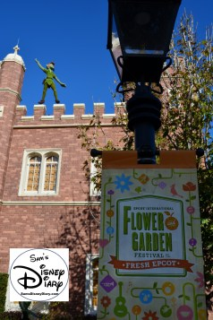 SamsDisneyDiary Episode 89 - Epcot Flower and Garden 2017 (4)
