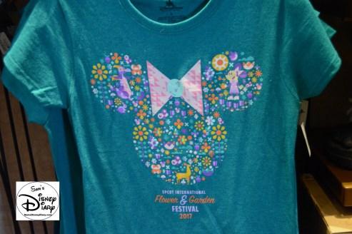 The 2017 Epcot International Flower and Garden Festival - Merchandise