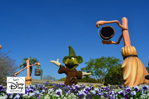 The 2017 Epcot International Flower and Garden Festival - Yinsid