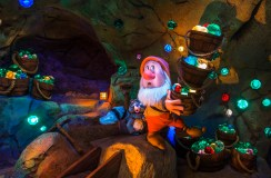 AA Figures continue to evolve, Seven Dwarfs Mine Train, Frozen Ever After are great examples