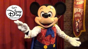 SamsDisneyDiary Episode #88 - Talking Mickey at Walt Disney World Town Square