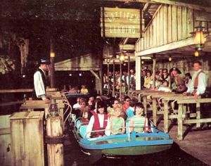 Pirates of the Caribbean open day 1967
