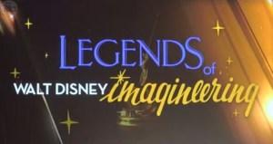 Legends of Imagineering