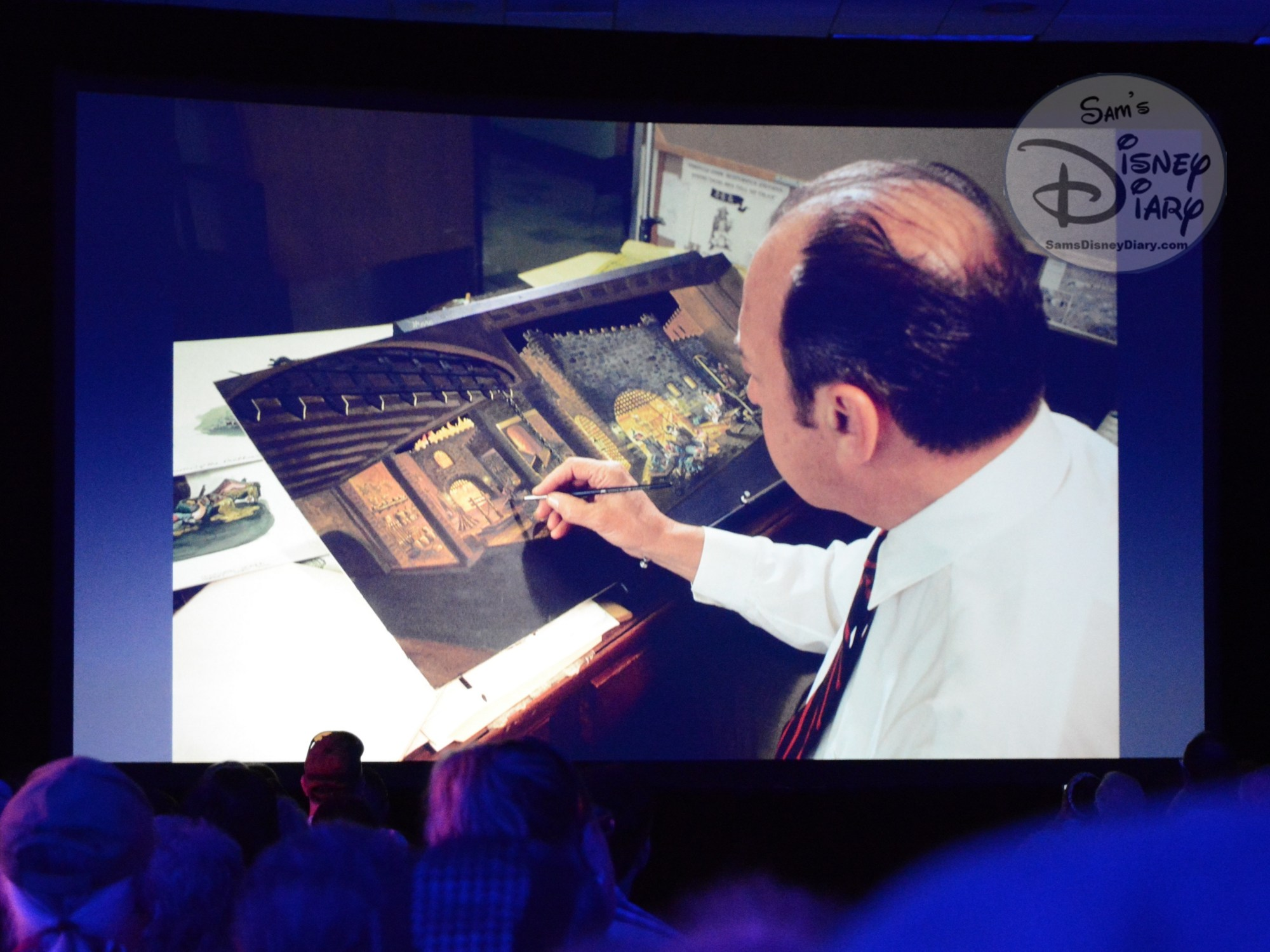 D23 Expo 2017: Marc Davis, the Artist