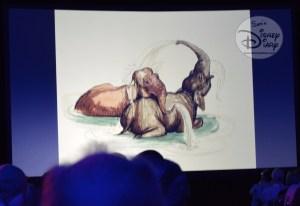 D23 Expo 2017: Marc Davis goes to WED - Original Marc Davis Jingle Cruise Concept Art