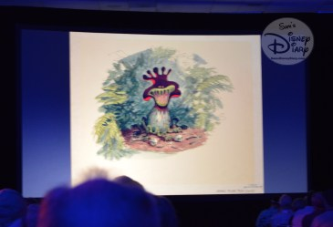 D23 Expo 2017: Marc Davis goes to WED - Original Marc Davis Jingle Cruise Concept Art