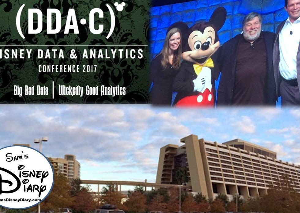SamsDisneyDiary Bonus Podcast: Steve Wozniak at #DDAC17