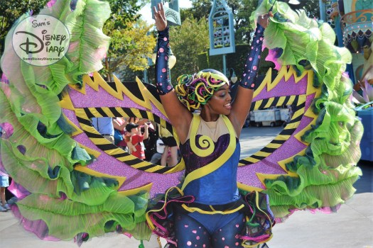 Tiana's New Orleans Jazz Jubilee - brings a New Orleans celebration featuring Tiana
