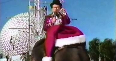 SamsDisneyDiary #101: Regis introduces the EPCOT Center Daredevil Circus Spectacular