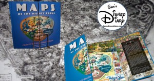 Sams Disney Diary #102: Maps of the Disney Parks - D23 2017 Breakout Session and Panel Discussion