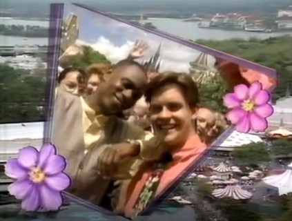 Walt Disney World Easter day Parade - Dave Chappelle, yes that Dave Chappelle, and Jim Breuer