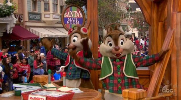 2017 Walt Disney World Christmas Day Parade Sams Disney