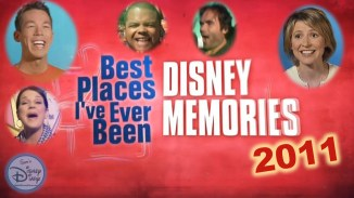 Best Places I've Ever Been: Disney Memories (2011)