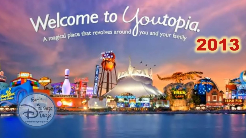 Downtown Disney (Walt Disney World 2013)
