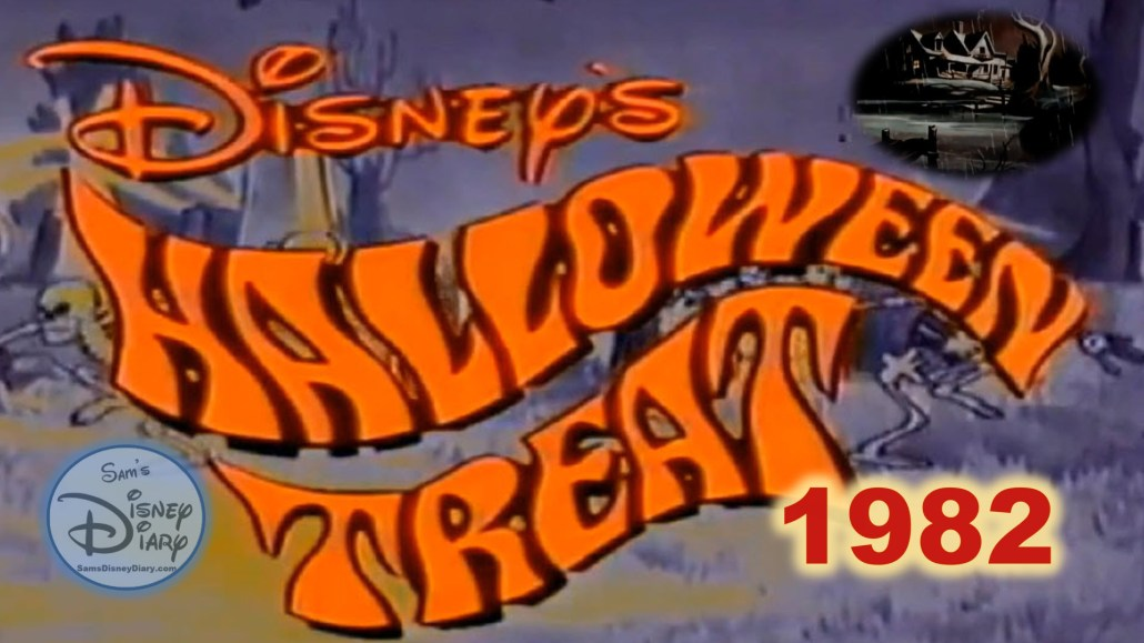 Disney's Fantastic Halloween Festival aka Disney's Halloween Treat (1982)