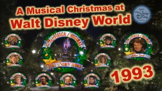 A Musical Christmas at Walt Disney World (1993)