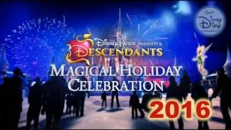 Descendants Magical Holiday Celebration (2016)