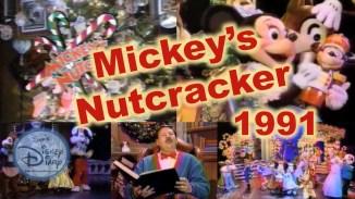 Mickey's Nutcracker 1991