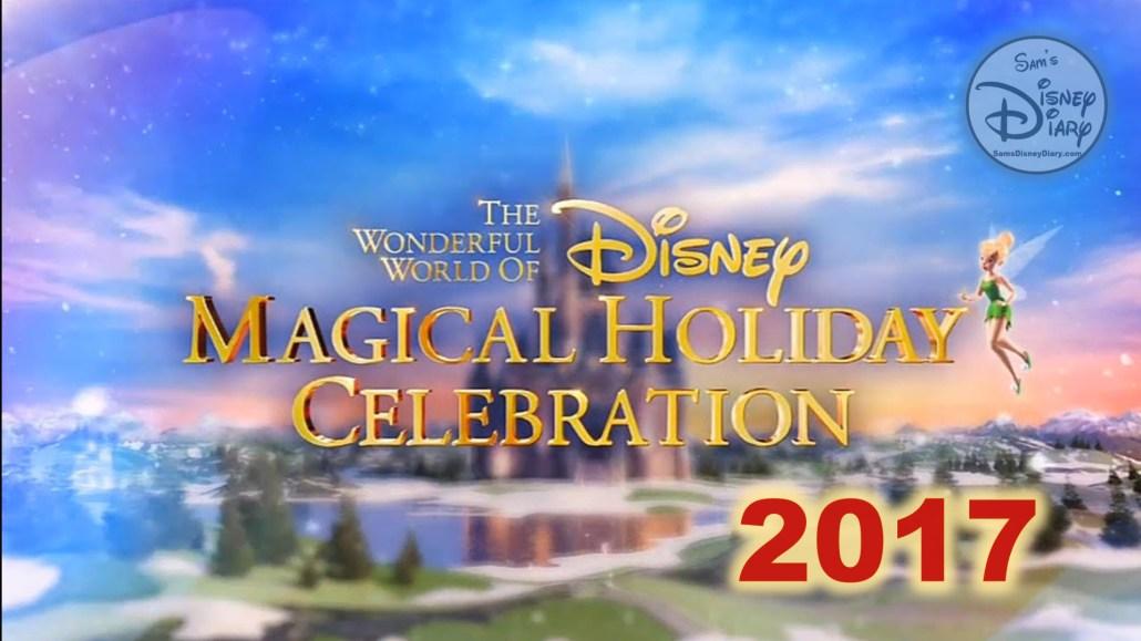 Wonderful World of Disney: Magical Holiday Celebration