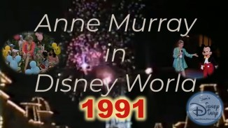 Anne Murray in Disney World (1991) Teenage Mutant