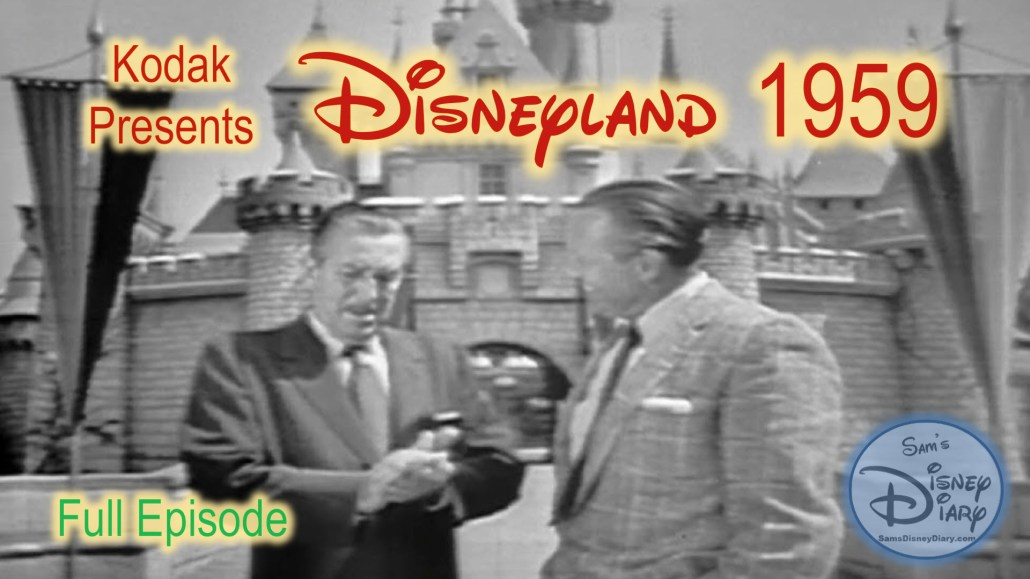 Kodak Presents Disneyland 1959 with Walt Disney