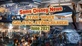Star Wars Galactic Starcruiser Concept Art