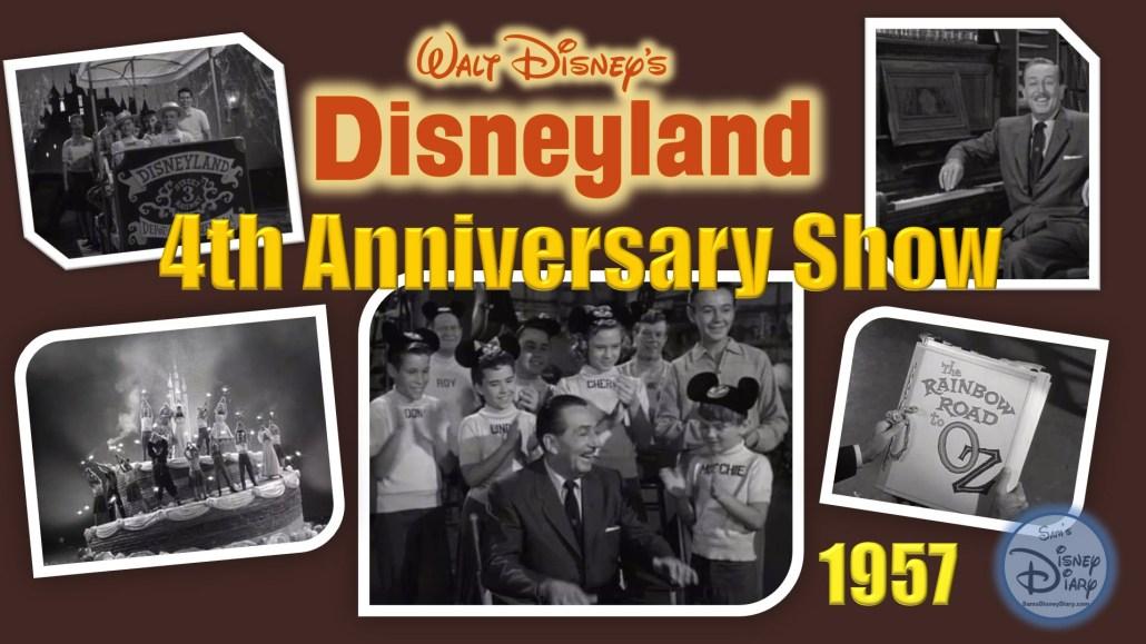 Walt Disney's Disneyland 4th Anniversary Show (1957)