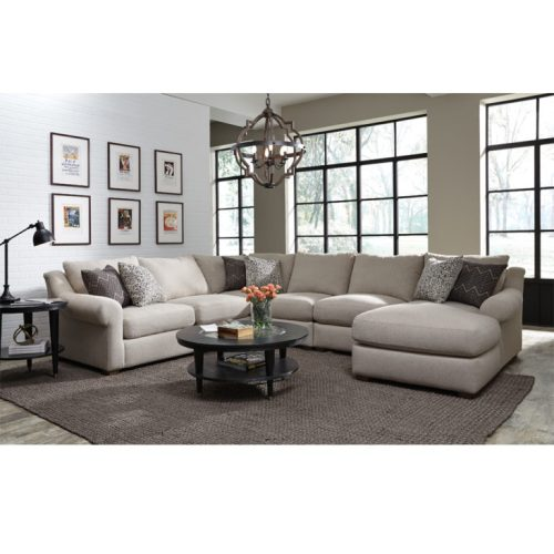 Franklin 891 sectional