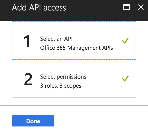 Preparing Azure AD (Office 365) for SIEM Integration – Part