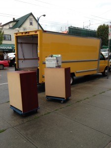 Office Furniture Removal Vancouver