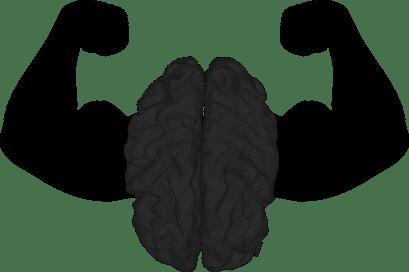 Cerebro fuerte!