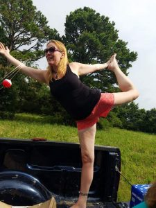 truck bed yoga loudoun fairfax