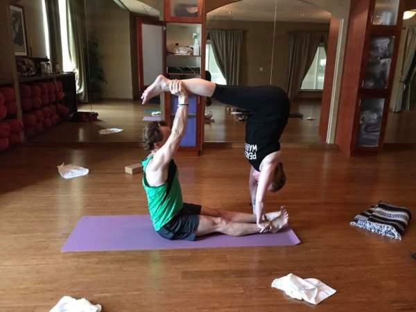 yoga in sterling va