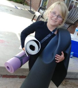 kids yoga in Sterling VA