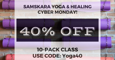 CYBER MONDAY yoga in sterling herndon va