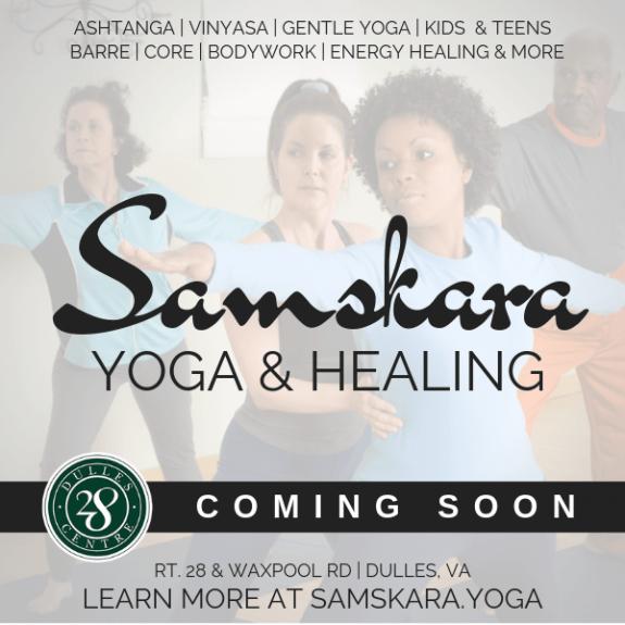 Samskara Yoga & Healing Dulles Ashburn Sterling Loudoun