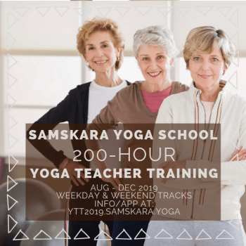 Samskara Yoga School Yoga Teacher Training Sterling Dulles Ashburn Herndon Chantilly Loudoun