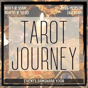 tarot journey workshop dulles ashburn chantilly sterling herndon leesburg