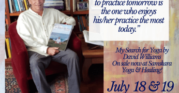 Ashtanga Weekend Workshop with David Williams