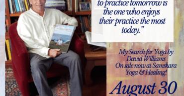 Ashtanga Conversations event with David Williams