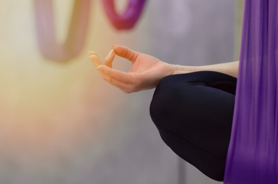 aerial yoga meditation fitness loudoun dulles sterling