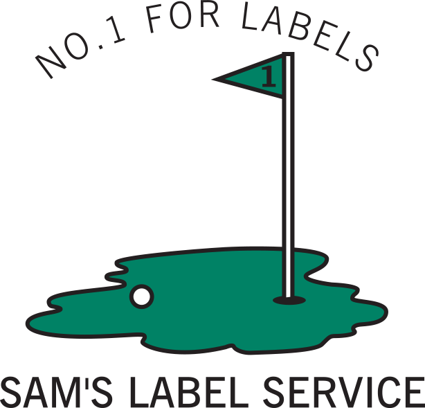 Sam Label Service logo