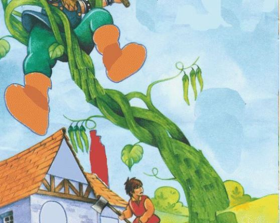 Jack and the Bean stalk Chapter 04 for Youth day June 16th, 2019