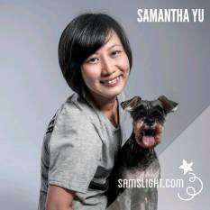 能量治療及動物傳心師 Samantha Yu