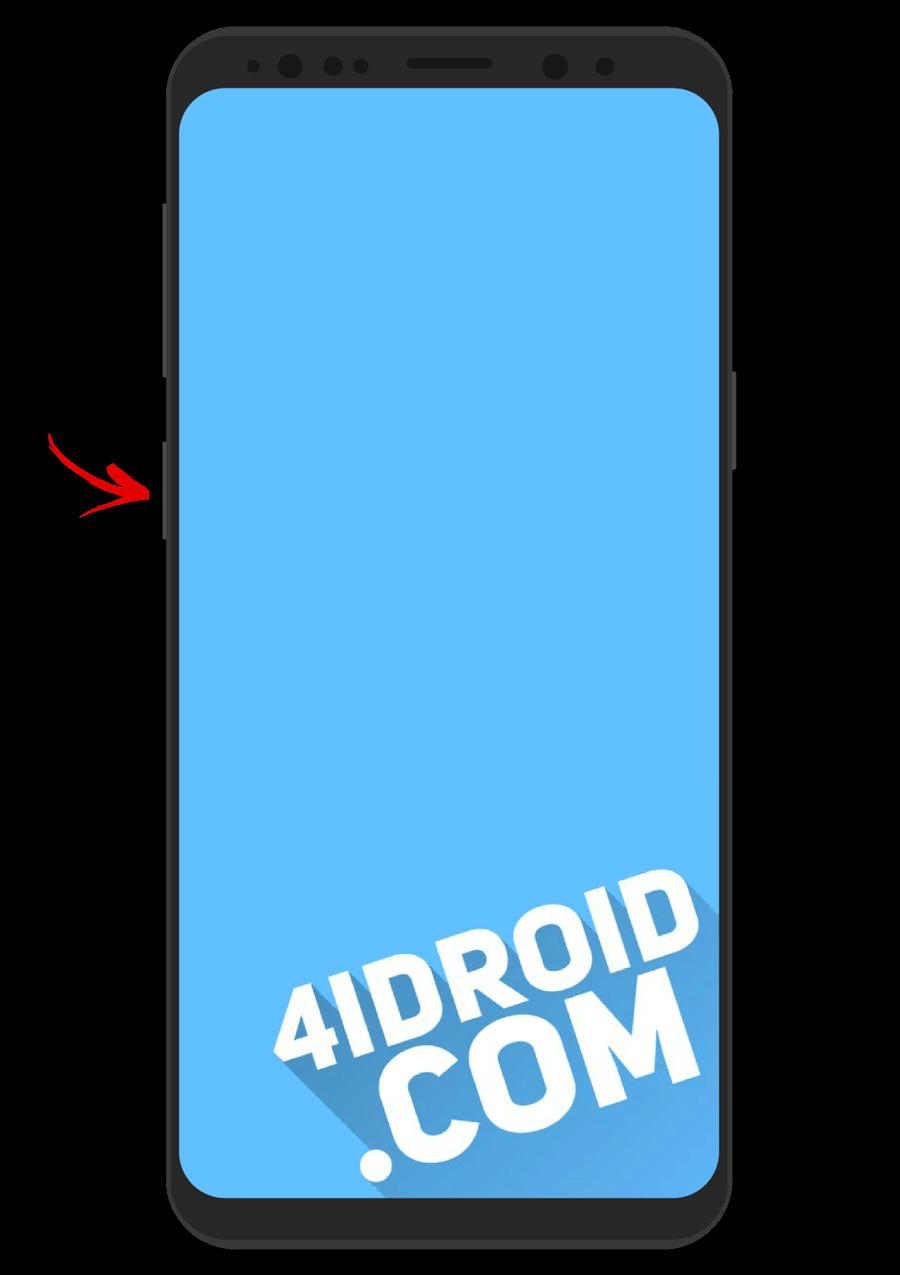 Samsung Galaxy-де Bixby кілті