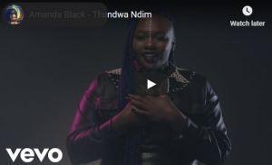 Amanda Black – Thandwa Ndim (VIDEO)samsonghiphop