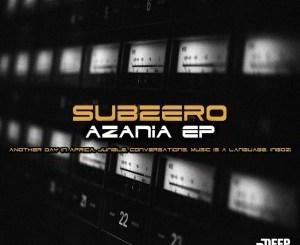 Subzero – Azania (EP)