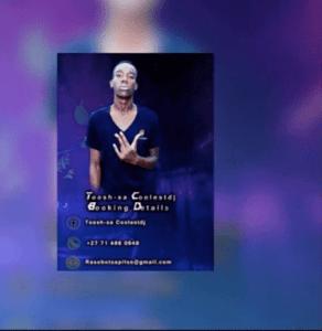 Toosh SA – Where Is My Wife (Afro Drum Hitt) (Audio)